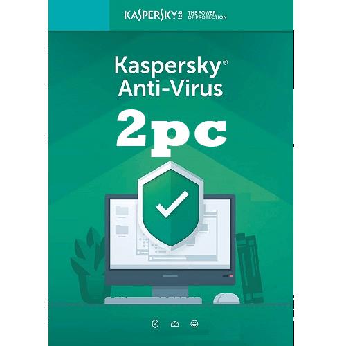 Kaspersky-AntiVirus-2019 2PC